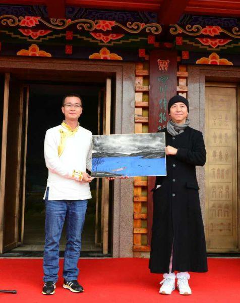 中国画院当代水墨研究院捐赠。