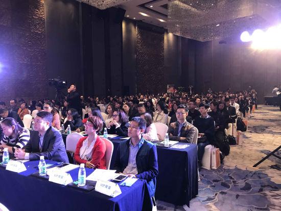 论坛吸引不少企业家参与。 魏尧 摄