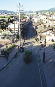 建昌古城中的南街。