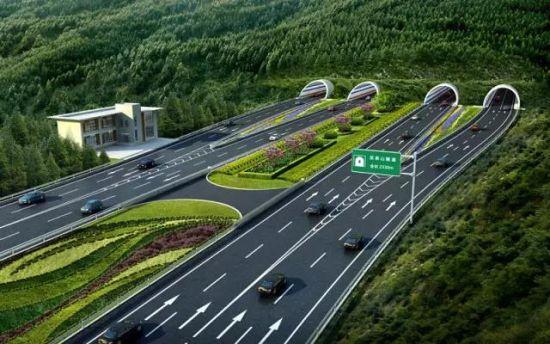 成都天府国际空港新城交通规划图曝光