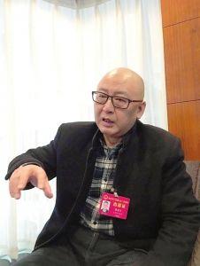 省人大代表樊建川