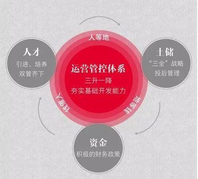 阳光城快速发展战略:五圆模型