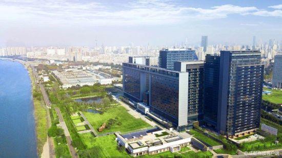 南京涵碧楼意境图