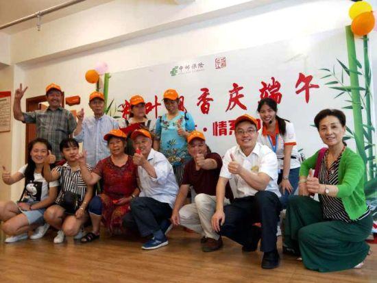 四川:中邮保险四川分公司续期客户进社区活动成都正式启动