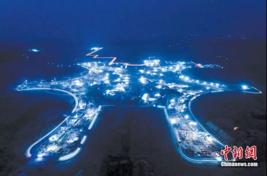 成都天府国际机场。吕甲 摄