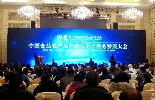 中国食品农产品产销与电子商务发