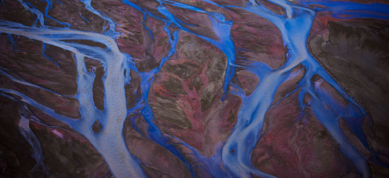 王琦作品——高原·水源,西藏,2011年