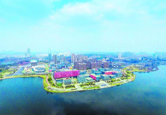 践行新发展理念,推动人城境业协调发展,成都正阔步迈向高质量发展新时代。 本报记者 吕甲 摄
