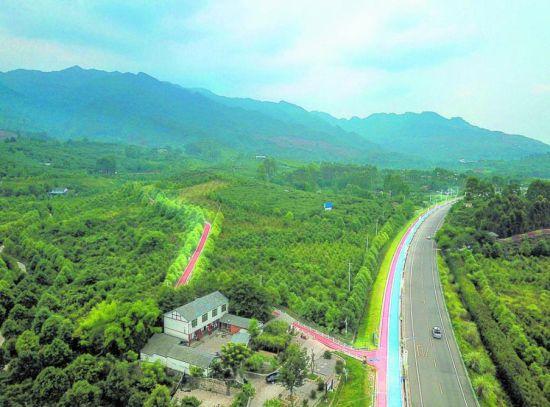 葛仙山绿道