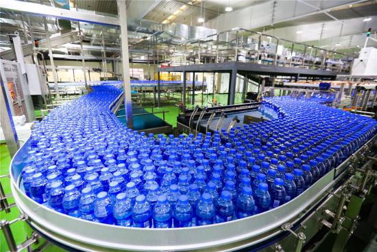 全新瓶装水生产线。