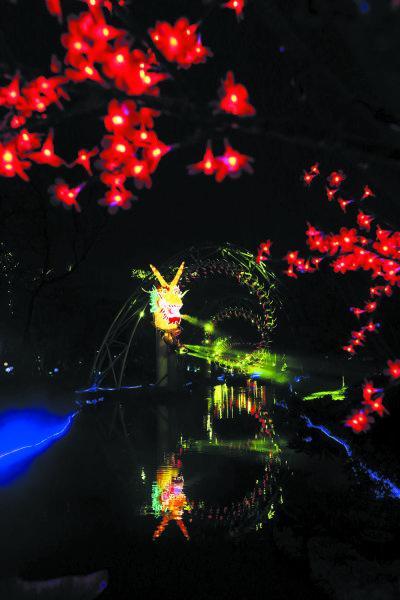 """""""夜游锦江""""成为游客了解天府文化、了解成都发展的窗口"""