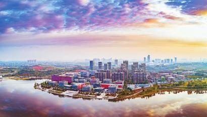 """天府新区正成为""""蓉漂""""人才首选地。"""