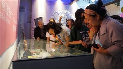 恋爱博物馆开馆:展红色故事汇观后感览爱情见证物 有甜有酸五味全