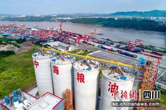 泸州:优势叠加推动建设四川航运物流中心