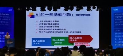 2019全球人工智能峰会现场