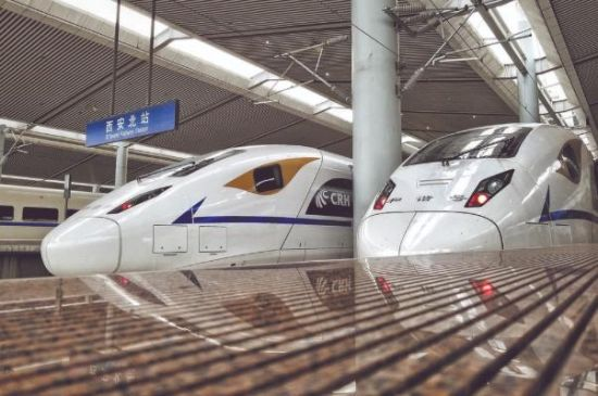 2017年12月6日,西成高铁的开通标志着成都北上出川高铁大通道正式形成
