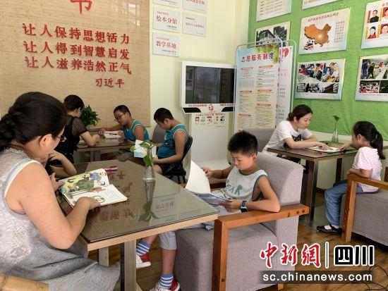 """绵阳涪城:公共文化服务""""活"""