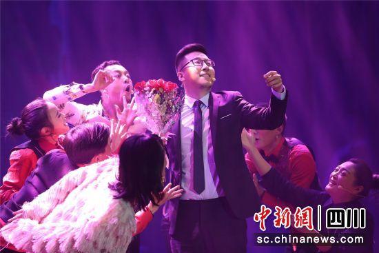 四川省第十七届戏剧小品(小戏)比赛将于9月2日在内江启幕—中国新闻网·四川新闻