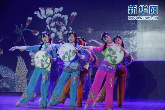 《丝路恋歌》音乐剧展现民族特色文化