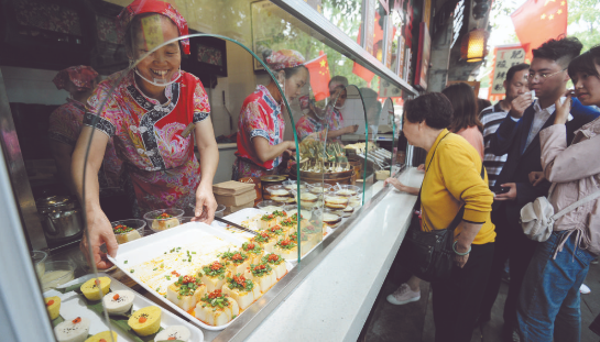 云顶国际博彩美食受到游客追捧