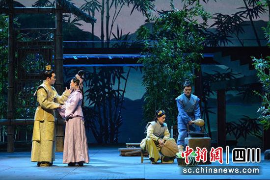 原创民族歌剧《卓文君》在成都首