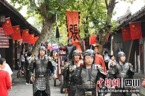 春节老人落下闳。张晓东 摄
