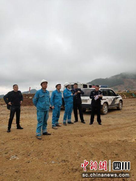 达州市大竹县多举措织密森林防火网。