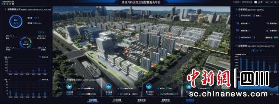 杭州地铁万科・未来天空之城