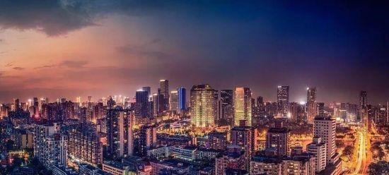 成都城东意境图
