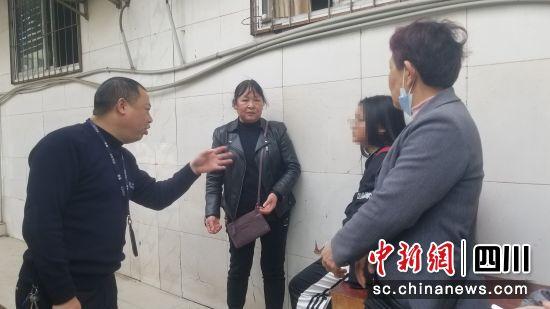 14岁少女被民警寻回。