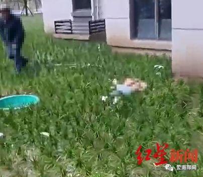 悲剧!南充南部县一名幼童不慎坠楼身亡